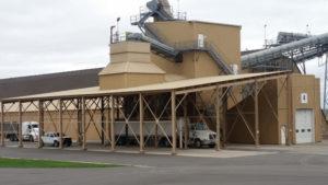 Commodity's facilities