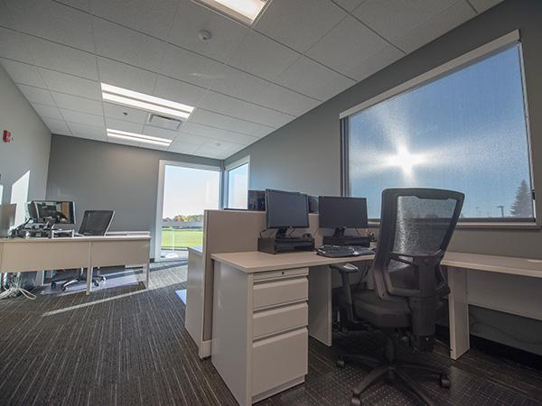 more desk views